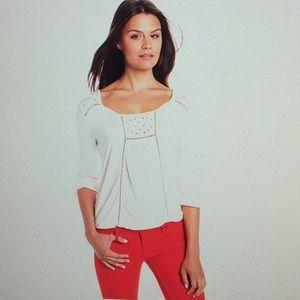 🍀Brand Women's Cailey Cutout Top